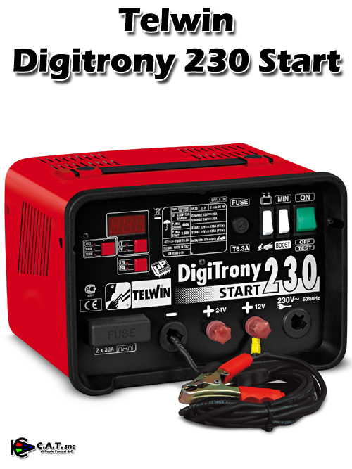 Telwin Digitrony 230 Start