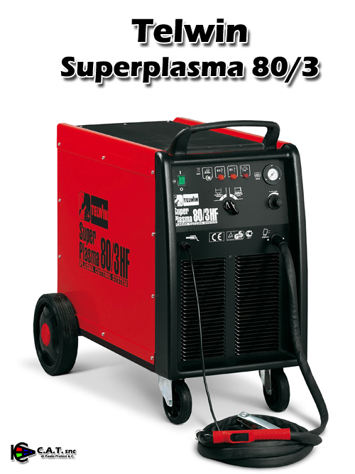 Telwin Superplasma 80-3