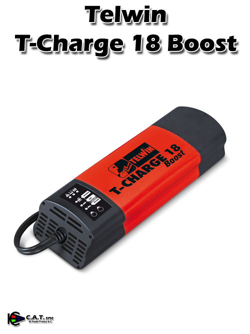 Telwin T-Charge 18 Boost