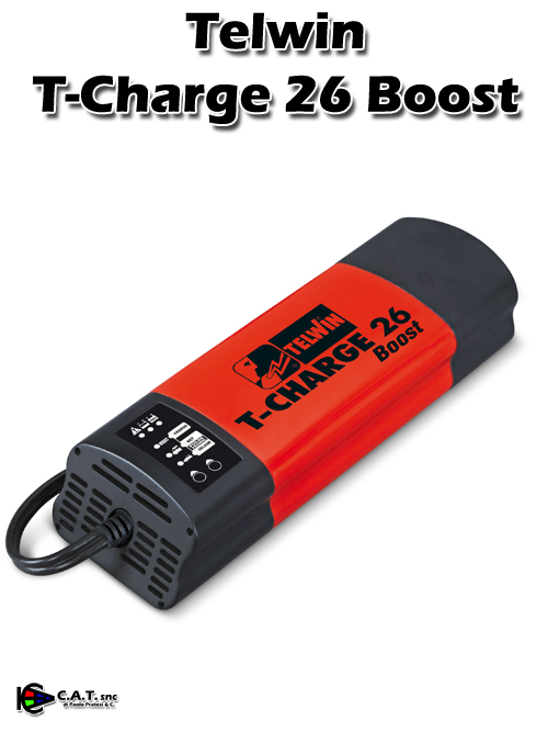 Telwin T-Charge 26 Boost