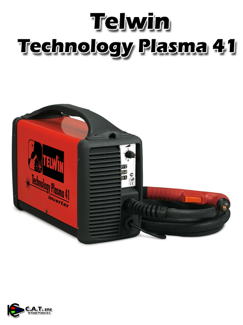 Telwin Technology Plasma 41