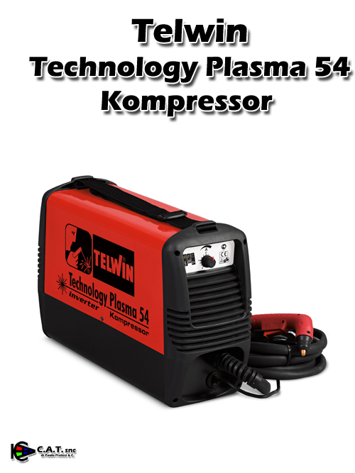 Telwin Technology Plasma 54 Kompressor