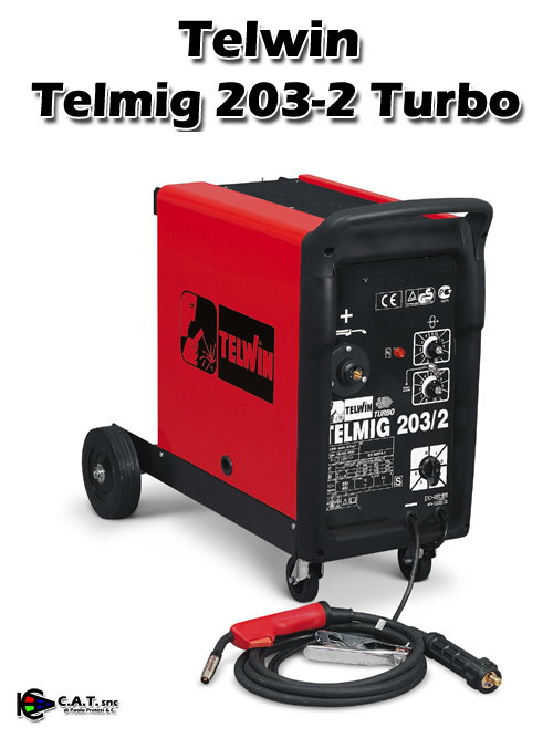 Telwin Telmig 203-2 Turbo